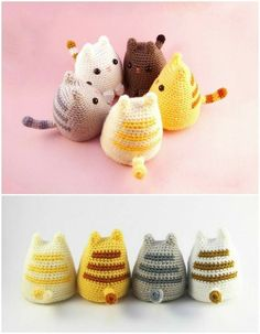 20 Free Crochet Cat Patterns Crochet Cat Toys 2019 Crochet Dumpling Cat Amigurumi Free Pattern 20 Free Crochet Cat Patterns Crochet Cat Toys DIY & Crafts The post 20 Free Crochet Cat Patterns Crochet Cat Toys 2019 appeared first on Yarn ideas. Crochet Kawaii, Crochet Cat Toys, Crochet Cat Pattern, Crochet Diy, Crochet Amigurumi Free Patterns, Crochet Crafts, Crochet Dolls, Diy Crafts, Crochet Summer