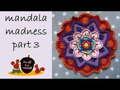 Video tutorial Mandala Madness week 3 – It's all in a Nutshell