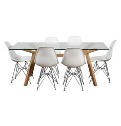 Contempo Dining Package - Chrome - Matt Blatt