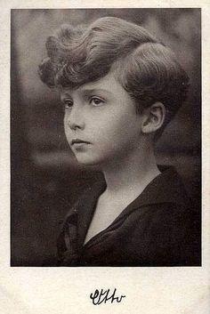Erzherzog Otto von Habsburg-Lothringen, Arch Duke of Austria  by Miss Mertens, via Flickr
