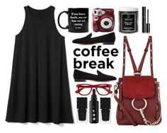 """""""#14"""" by california-calling ❤ liked on Polyvore featuring Chloé, Gap, Gucci, Polaroid, EyeBuyDirect.com, Mansur Gavriel, Jac Vanek, Little Barn Apothecary, Chanel and contest"""