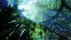 Avatar Pandora - amazing CG jungle
