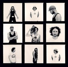Incubus {1 of my TOP 5 favorite bands + I ❤ this photo} #music