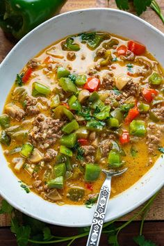 Philly Cheesesteak Soup Fall Recipes, Soup Recipes, Cheese Whiz, Soup Kitchen, Soups And Stews, Meal Prep, Food And Drink, Healthy Eating