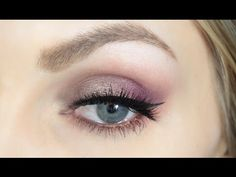 Tutoriel Maquillage Glam d'automne - YouTube