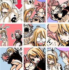 fairy tail and nalu image Fairy Tail Nalu, Fairy Tail Ships, Fairy Tail Natsu And Lucy, Fairy Tail Family, Fairy Tail Couples, Itachi, Zeref, Fairytail, Nalu Moments