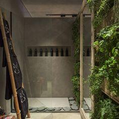 Eclectische badkamers van Gabriela Pereira