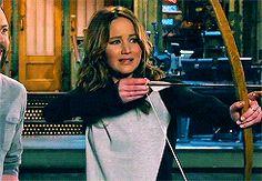 Jennifer Lawrence SNL / iFunny :)