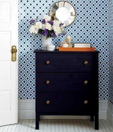 DIY project: Stylish wooden chest