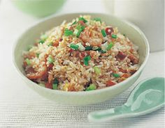 Chinese Fried Rice Recipe - How to Make Chinese Fried Rice
