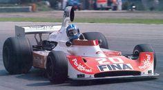 1975 Renzo Zorzi, Frank Williams Racing Cars, Williams FW03 Ford