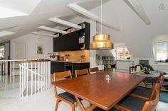 Tutustu tähän mahtavaan Airbnb-kohteeseen: Gorgeous SoFo loft apartment kaupungissa Tukholma