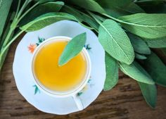 The Surprising Benefits and Side Effects of Sage Tea