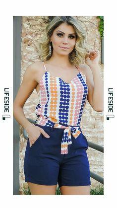 Ideas For Moda Primavera 2019 Juvenil Pretty Outfits, Beautiful Outfits, Cool Outfits, Summer Outfits, Casual Outfits, Fashion Outfits, Womens Fashion, Casual Chic, Casual Wear