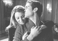 Blake Lively - Chace Crawford