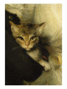 Katten (kunst) Posters bij AllPosters.nl
