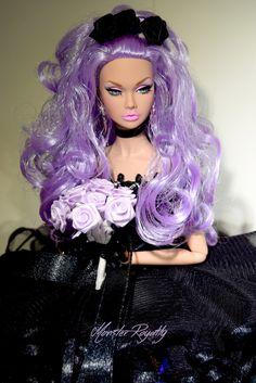 Explore Monster-Royalty photos on Flickr. Monster-Royalty has uploaded 1715 photos to Flickr. Beautiful Barbie Dolls, Pretty Dolls, Cute Dolls, Dolls Dolls, Fashion Royalty Dolls, Fashion Dolls, Manequin, Poppy Parker, Barbie Collection