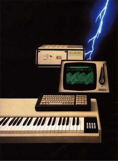 Fairlight - The next generation Electronic Devices, Electronic Music, Organ Music, Instruments, Recording Studio Design, Recording Equipment, Retro Images, Mind Blown, Musicals