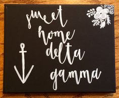 sweet home delta gamma