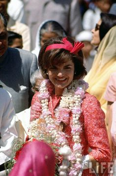 Jackie O:n polkka vuosimallia 1962
