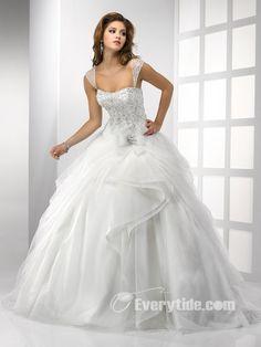 【Everytide Wedding Dress】Best Princess Wedding Gown