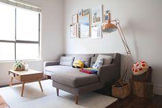 A Perfect Melbourne Home for a Creative Couple — House Tour