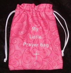 Goldfish carrots easter gifts for a first grade class holiday my little prayer bags are perfect for 1st communion and easter gifts for your negle Gallery
