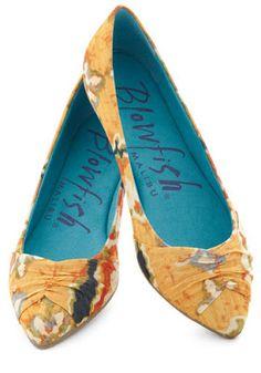 Vantage Point Flats | Womens Shoes
