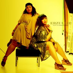 erzullie, plus size fashion, resort 2013, plus size style