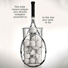 Words of wisdom for #TennisThursday! #Sofibella