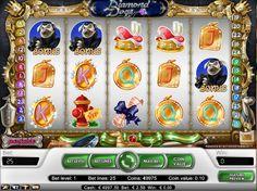 Diamond Dogs - Diamond Dogs: In diesem Spielautomaten sind viele Motive gemischt: Pro-mis, Tiere und Luxus-Lifestyle.  - http://www.online-kasino-spielautomaten.com/spiele/diamond-dogs-2 #Jackpot #DiamondDogs #SpielAutomaten