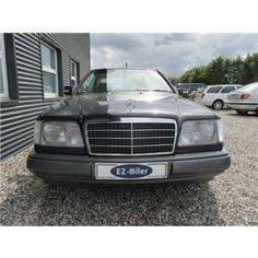 Mercedes E320 3,2 Coupé 1996 km 185000 Sortmetal