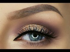 Taupe & Gold - Morphe 35T Palette - Lashes Love & Leather