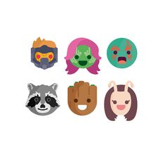 Rocket Raccoon, Gardens Of The Galaxy, Avengers, Superman, Batman, Geeks, Baby Groot, Riddler, Geek Out