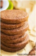 Chocolate Sugar Cookies Recipe (Cut Out Cookies) 4