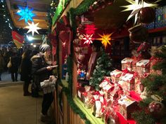 Vancouver Christmas Market - Vancouver, BC, Canada