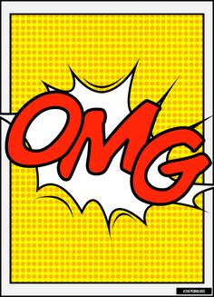 365 Posters - OMG