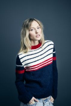 Alpine+Stripe+Sweater+in+navy Symthe
