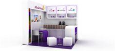 small exhibition stand ideas - Google Search