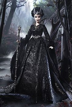 Barbie Collector # CJF32 Queen of the Dark Forest