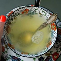 Tea for the flu