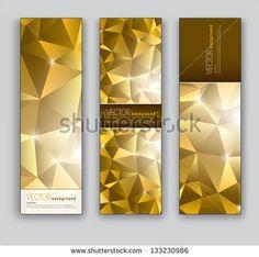 Gold Abstract Stock Vectors & Vector Clip Art   Shutterstock