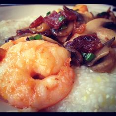 Shrimp & Grits   (Hominy Grill - Charleston, SC)   *Best in THE WORLD*