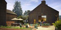 wine tasting , pairing garden , oakville napa valley turnbull wine cellars