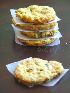 Onion Crackers | eCurry - The Recipe Blog