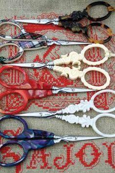 Sajou scissors | Don't Run With Scissors | Pinterest