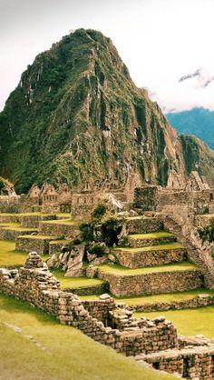 Machu Picchu, Inca Ruins, Peru
