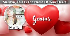 Find Out Which Name Is Hidden In Your Heart!