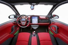Rinspeed Dock + Go for Smartcars