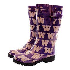 Women's UW Rain Boots